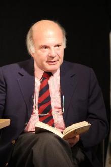 Julius Franzot liest